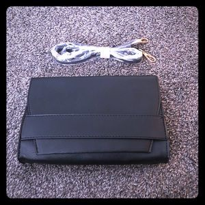 BRAND NEW Clutch purse with removable straps
